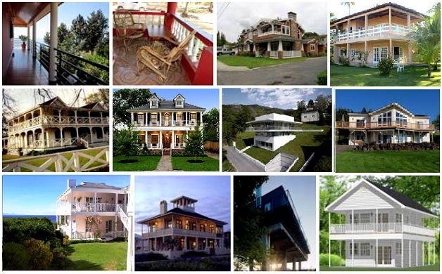 Американские балконы