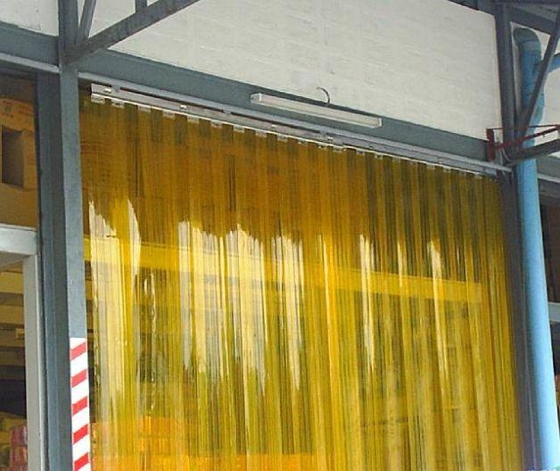 ПВХ шторы для веранды