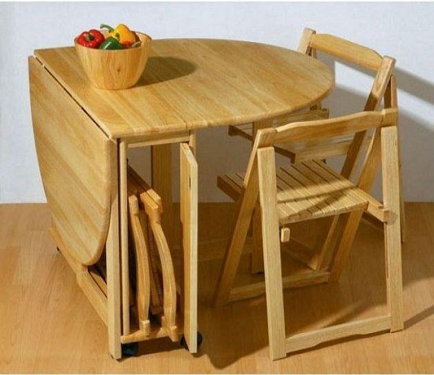 Складная мебель на лоджии