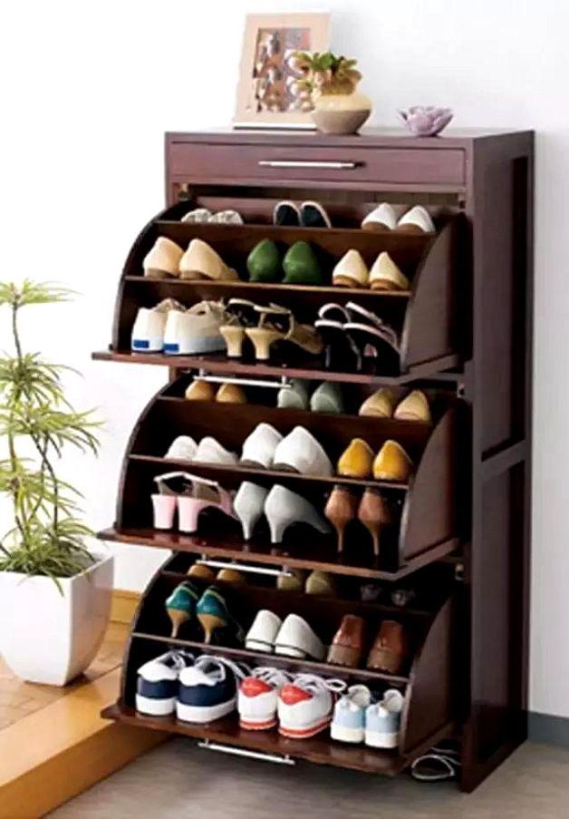 Как хранить обувь на лоджии и балконе