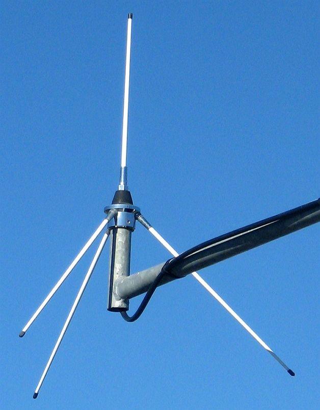 Ставим антенну на балконе