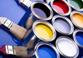 Как покрасить балкон