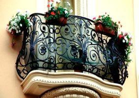 Французский балкончик