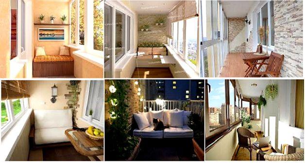 Мебель для балкона - выбираем и делаем своими руками.