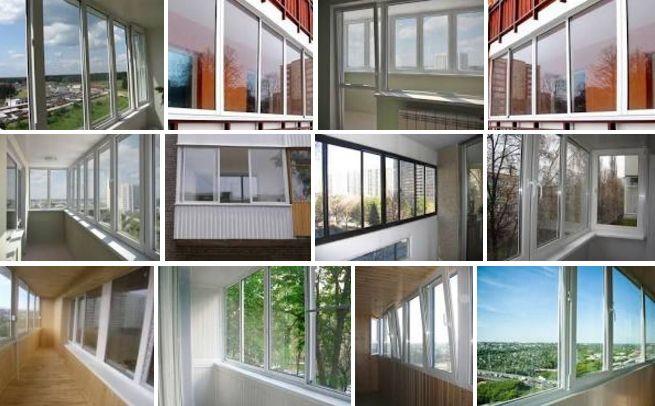 Пластиковые окна на балкон, как остеклить своими руками.